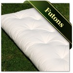 organic cotton futons