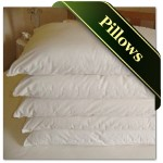 pillows, covers and pillow cases